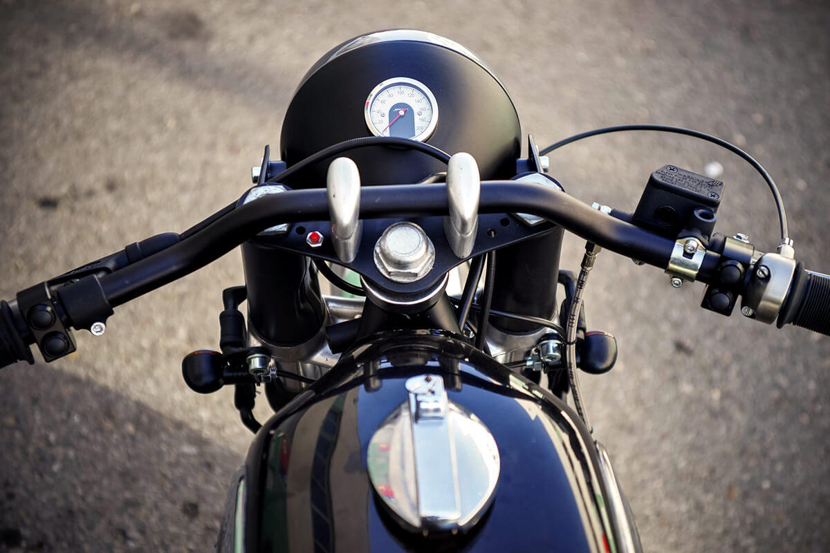 BMW R80ST by CRD