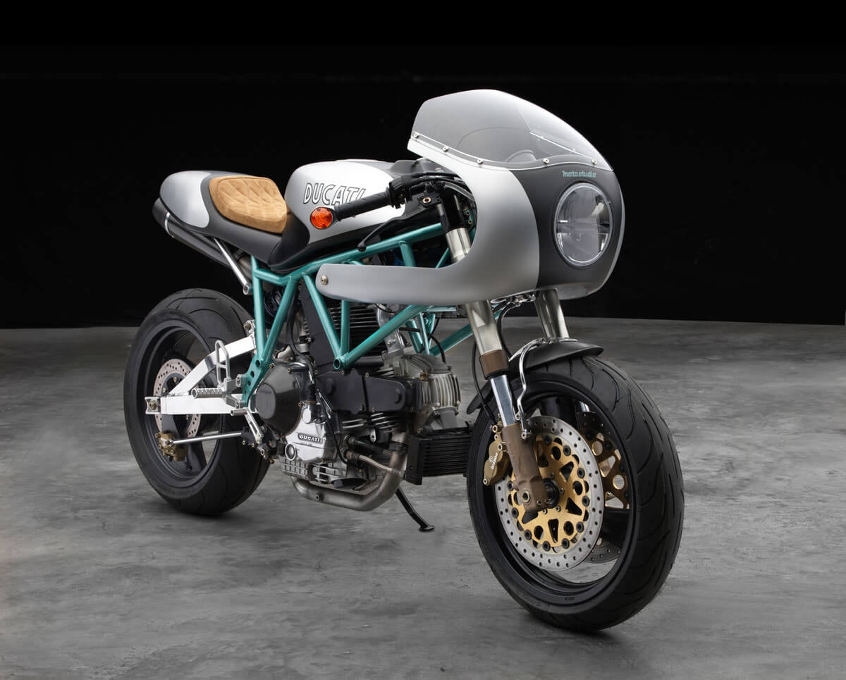 Ducati Paul Smart by Moto Studio
