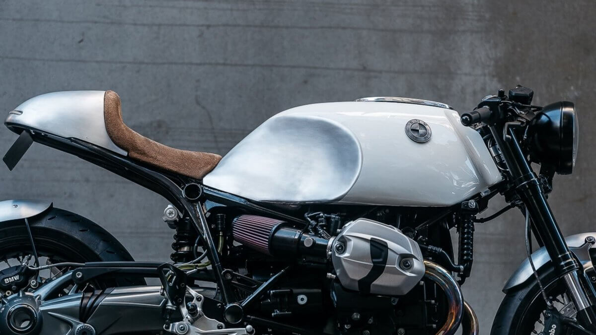 BMW R nineT by Deus Ex Machina