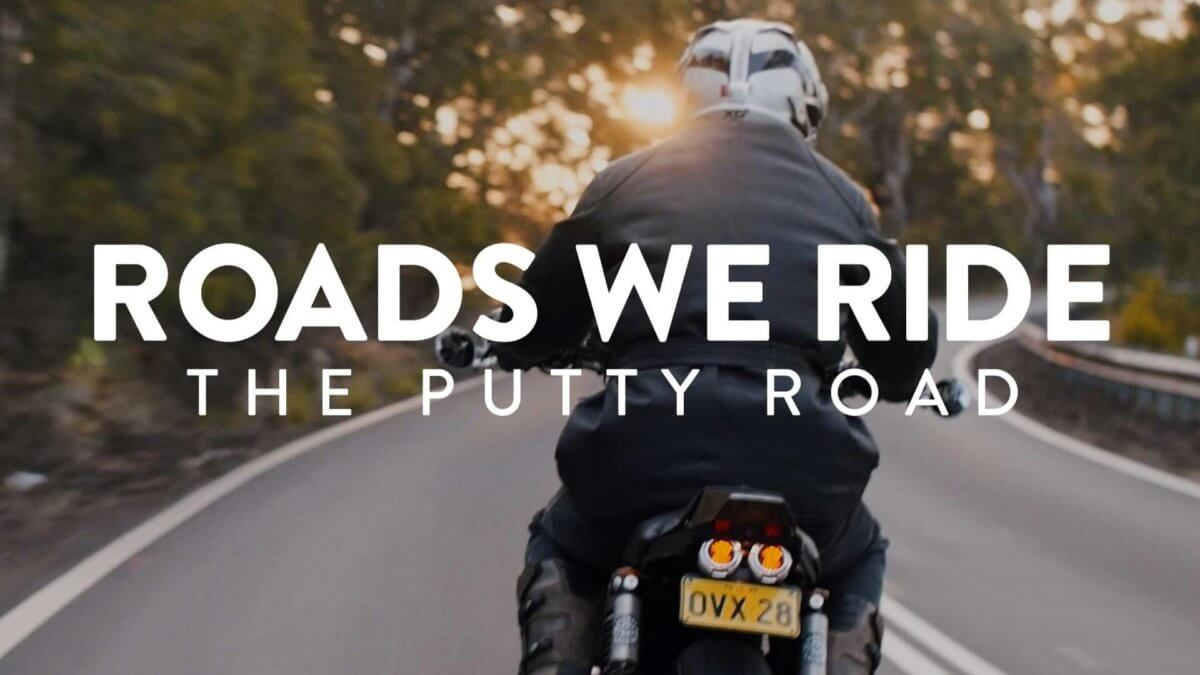 Roads We Ride The Putty Road