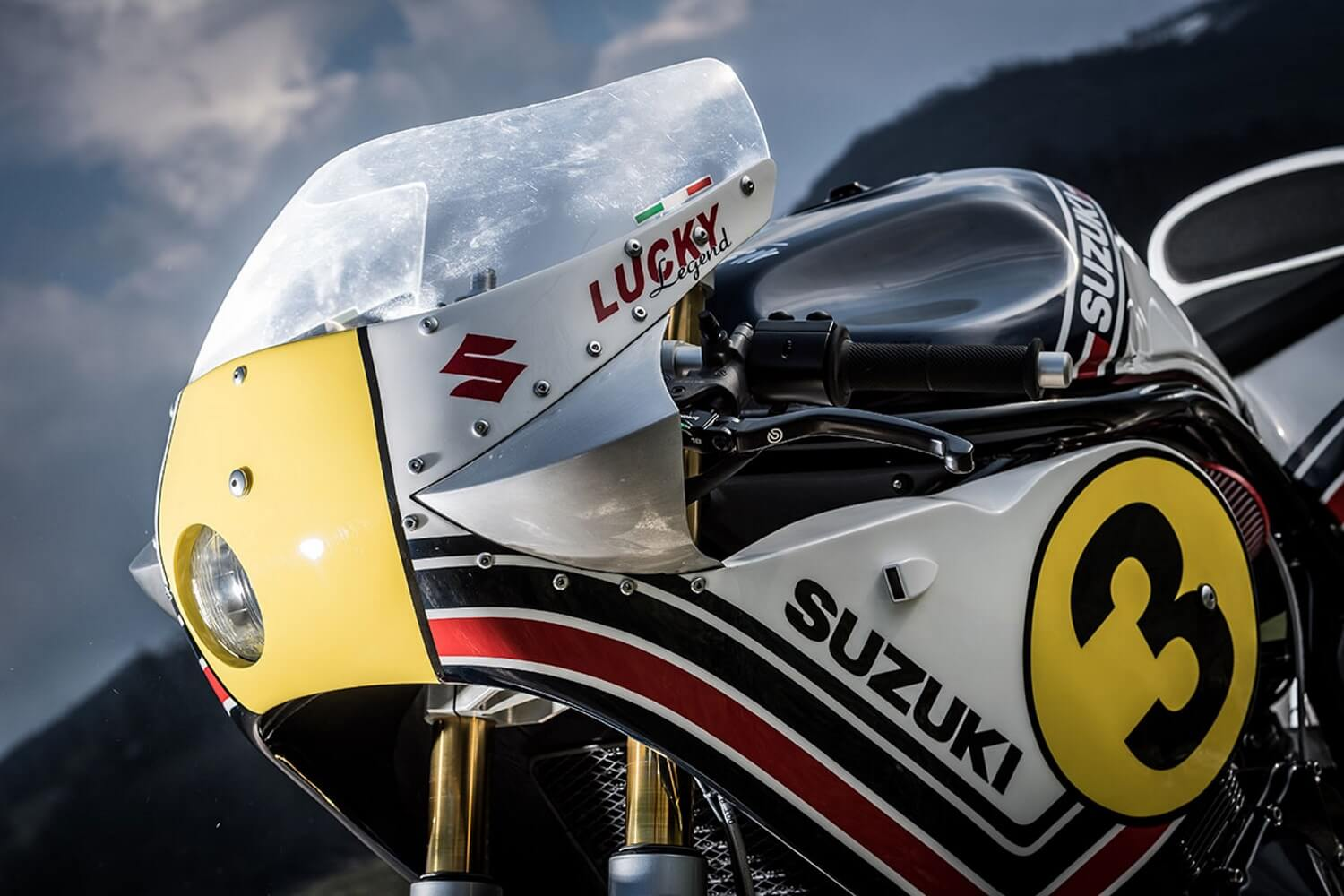 Suzuki Bandit 1200 Lucky Legend par Italian Dream Motorcycles