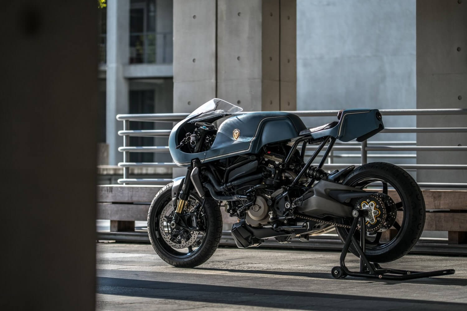 Ducati Monster 1200 S par Rough Crafts