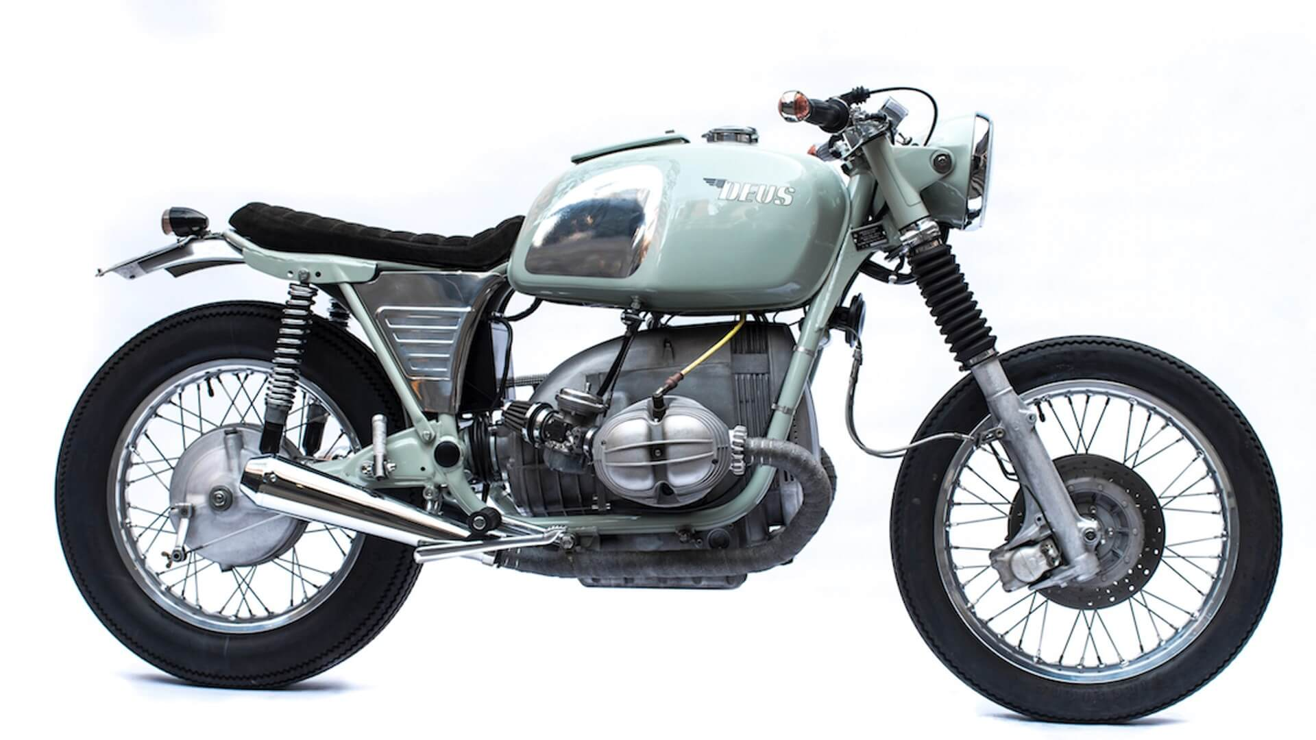BMW R80 by Deus Ex Machina